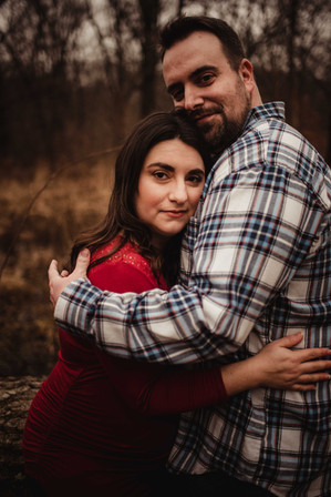 maternity photography in montgomery county pa
