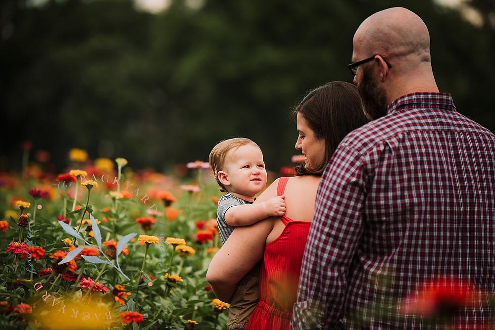 bucks county mini portrait sessions - family photography