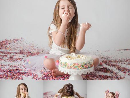 Cake Smash Photos   Lansdale, PA