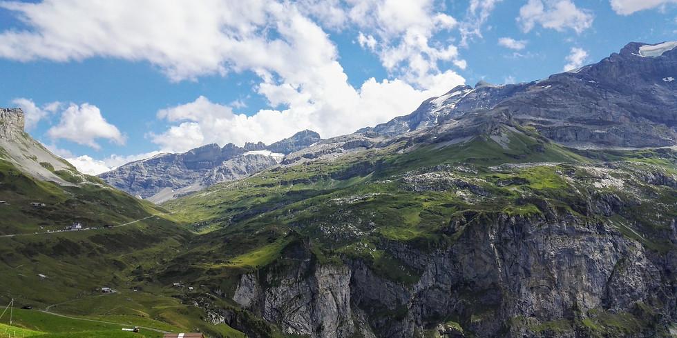 Meditation Retreat in the Swiss Alps