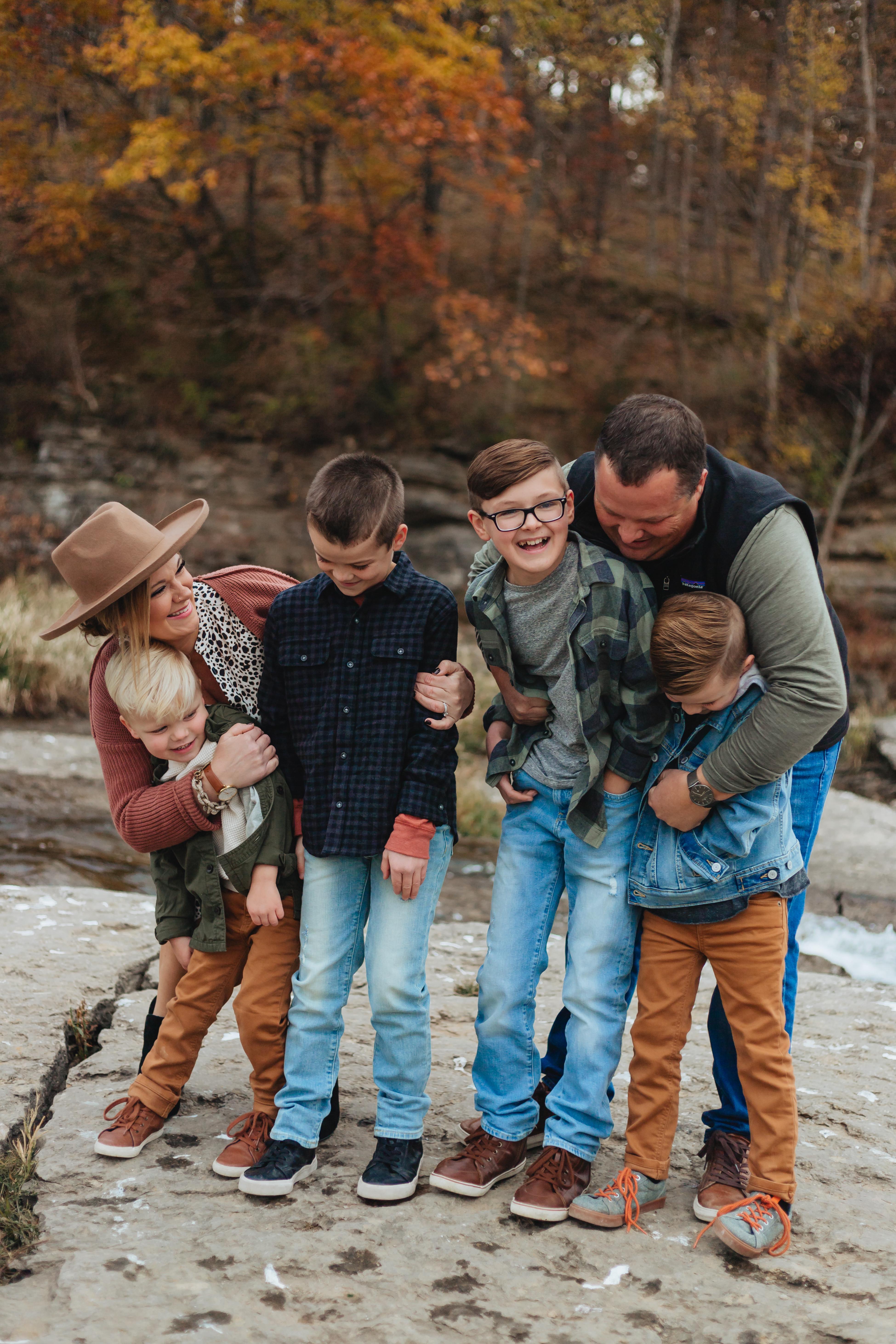 The Full- Family