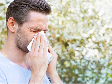 Is it allergies… or COVID?
