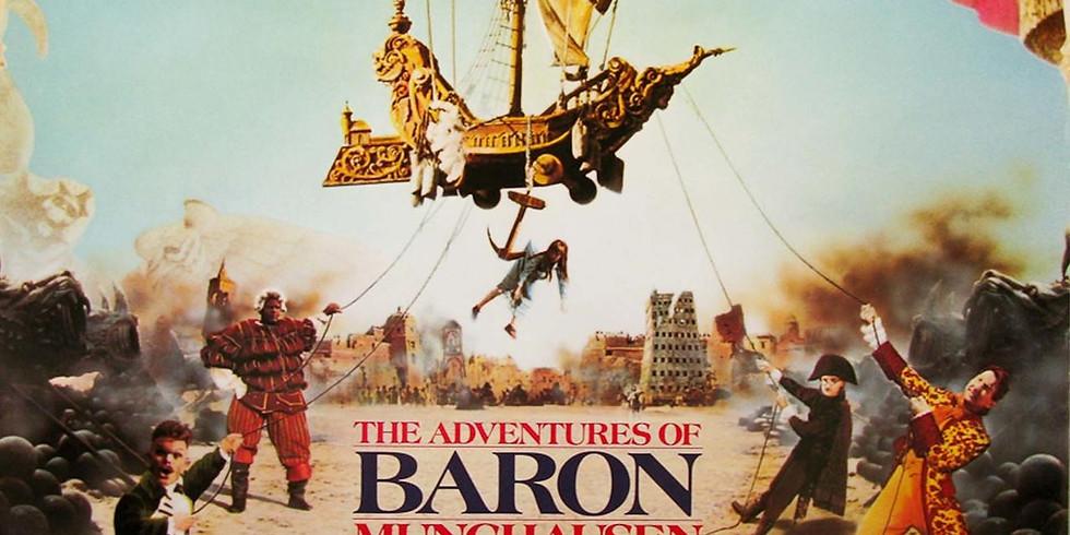 Virtual Movie Night: The Adventures of Baron Munchausen