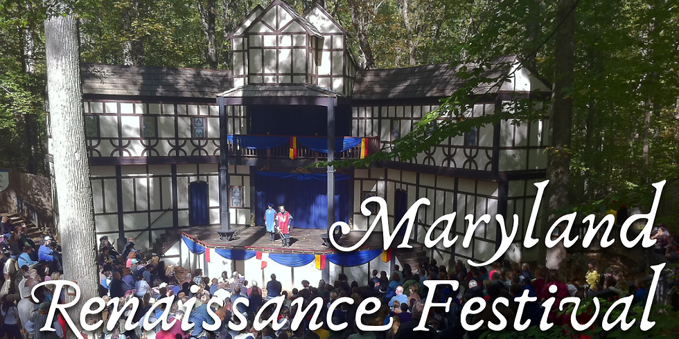 Maryland Renaissance Festival Day Out