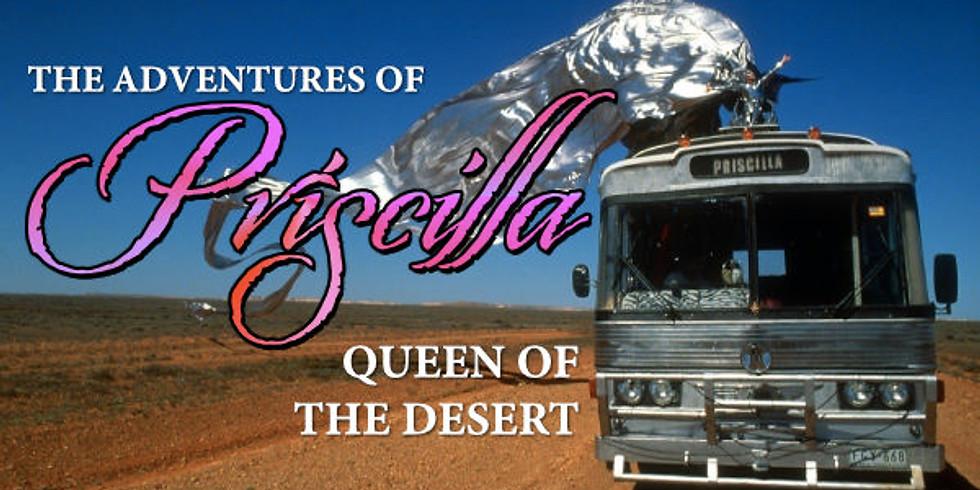Virtual Movie Night: The Adventures of Priscilla, Queen of the Desert