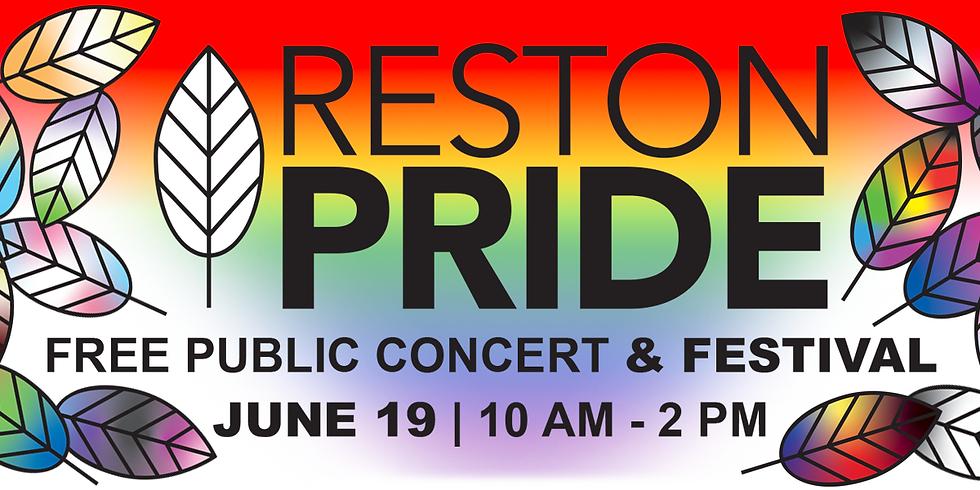 Reston Pride Concert and Festival
