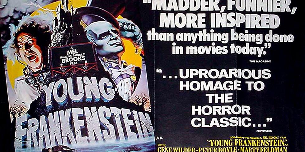 Online Movie Night: Young Frankenstein