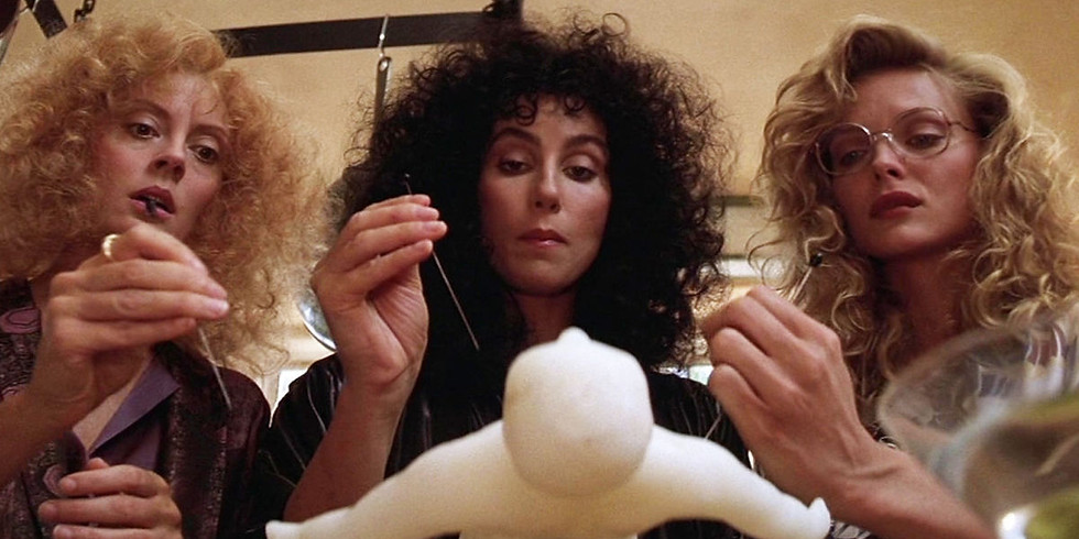 Virtual Movie Night: The Witches of Eastwick