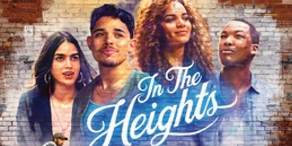 MOVIE NIGHT: IN THE HEIGHTS
