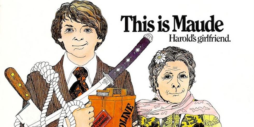 Online Movie Night: Harold and Maude