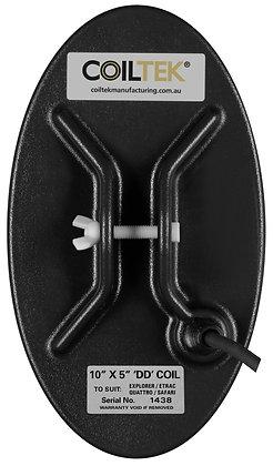 Disque  Elliptique  24 X 14 cm