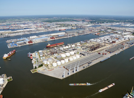 Discover the dynamics of Port of Antwerp