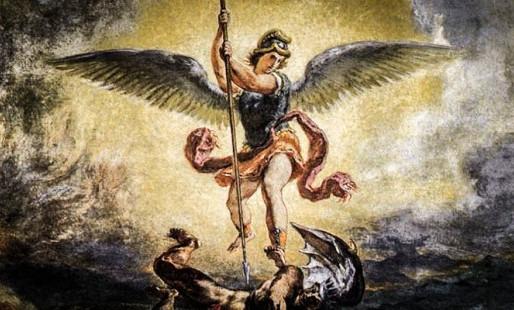 September 29St. Michael the Archangel's Feastday (Michaelmas)