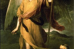 October 24 Feast of St. Raphael the Archangel
