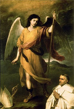 October 24 Feast of St. Raphael the Archangel