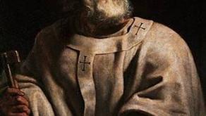 June 29  St. Peter's Feastday