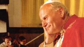 May 18 Saint Karol Jozef Wojtyla's Birthday