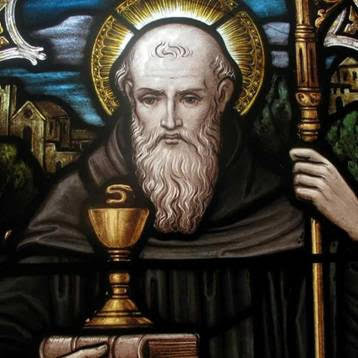July 11 - St Benedict's Feastday