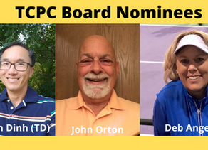 TCPC first ever VIRTUAL Annual Meeting - don't miss it!
