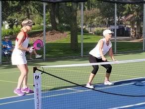 Resumption of Play - Pickleball Guidelines