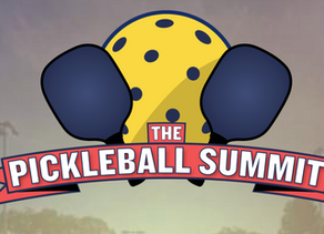Announcing the Pickleball Summit