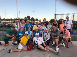 Twin Cities Pickleball Shows up BIG at the Nationals!