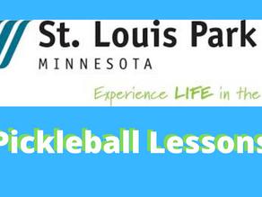 SLP Hosting Pickleball Lessons