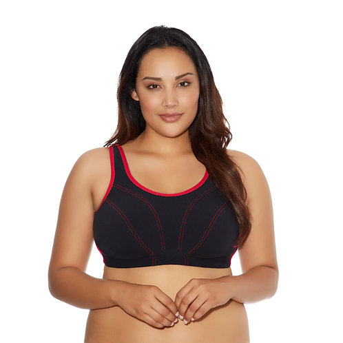 Goddess Synergy Soft Cup Sports Bra