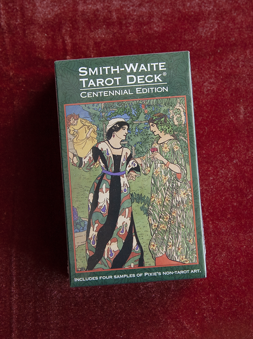 Smith - Waite Centennial Tarot