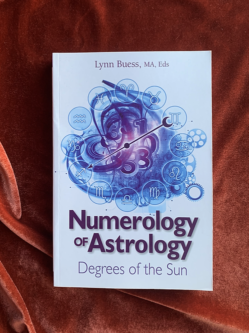 Numerology of Astrology Degrees of the Sun