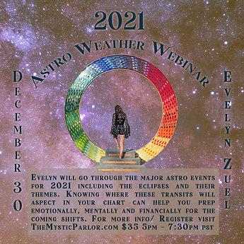 2021 Astro Weather Webinar