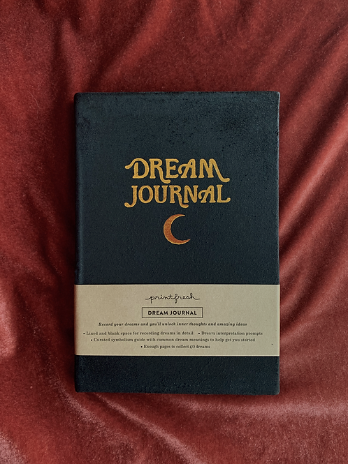 Dream Journal by Print Fresh