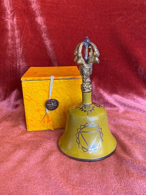 Solar Plexus Chakra Meditation Bell