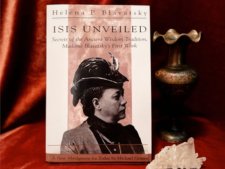 Esoteric Book Club: Isis Unveiled