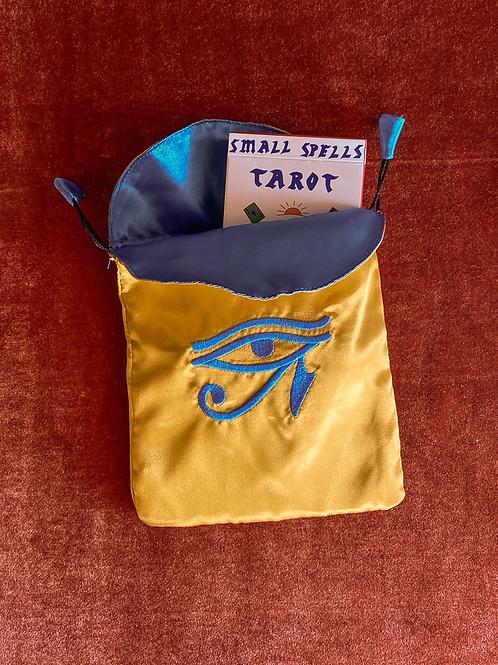 Eye of Horus Tarot Pouch