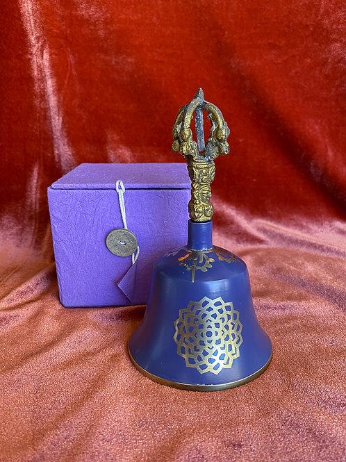 Crown Chakra Meditation Bell