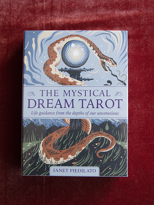 The Mystical Dream Tarot - Life guidance from the depths of our unconscious