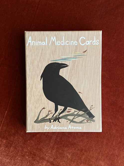 Animal Medicine Cards