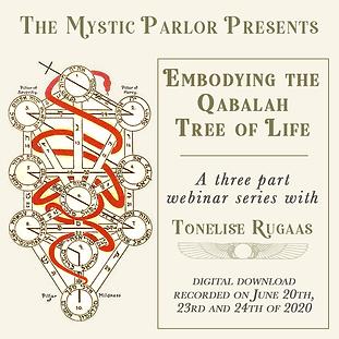 Embodying the Qabalah Tree of Life