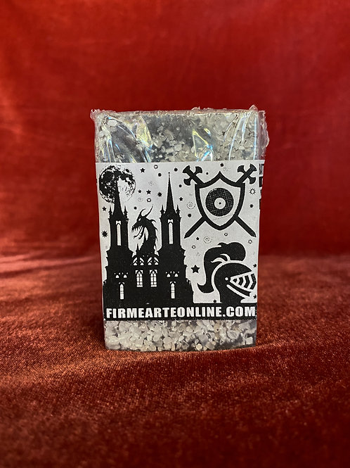 Battle of Evermore spell soap