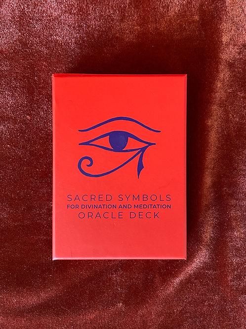 Sacred Symbols Deck - 3rd Edition