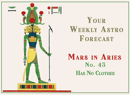 Mars in Aries, Your Weekly Forecast 6/22-6/28