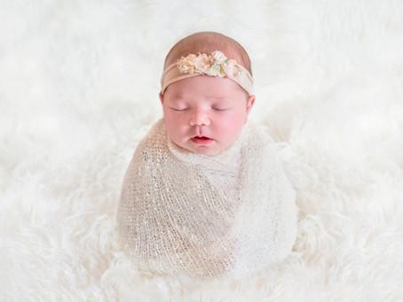 Sweet Emery | Charlottesville Newborn Photographer
