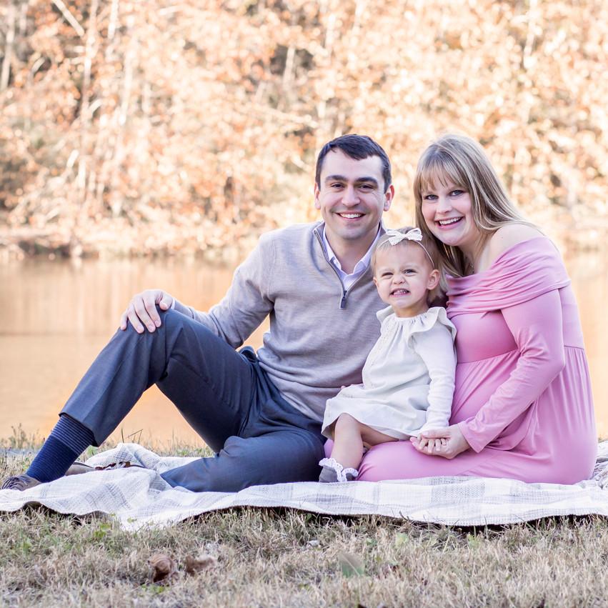 virginia family maternity photographer