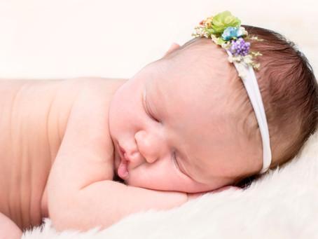 Baby Charlie | Charlottesville Newborn Photographer