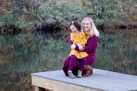 mommy daughter crozet family photographer