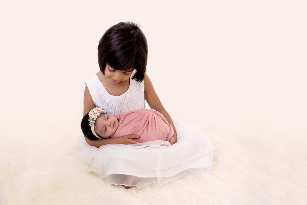 charlottesville in-home newborn photographer