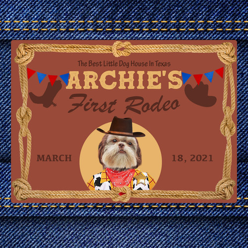 Archie's First Rodeo Sticker Jeans.jpg