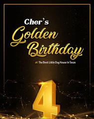 Sticker + Promo (Cher's Golden Birthday).jpg