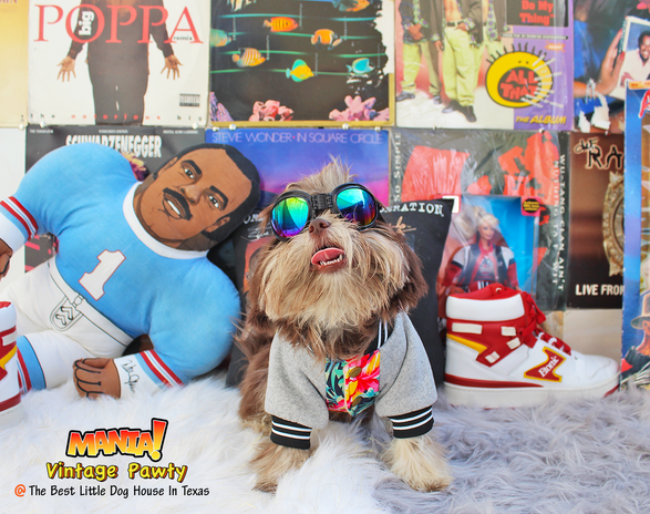 Archie (MANIA! Vintage Party at BLDHTX).